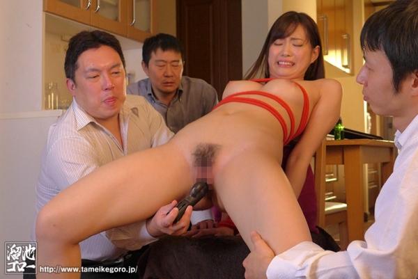 美谷朱里(みたにあかり) スレンダー美乳の美女エロ画像53枚のc008枚目