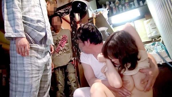 宮本紗希(水野知美)爆乳な人妻セックス画像75枚のb003番