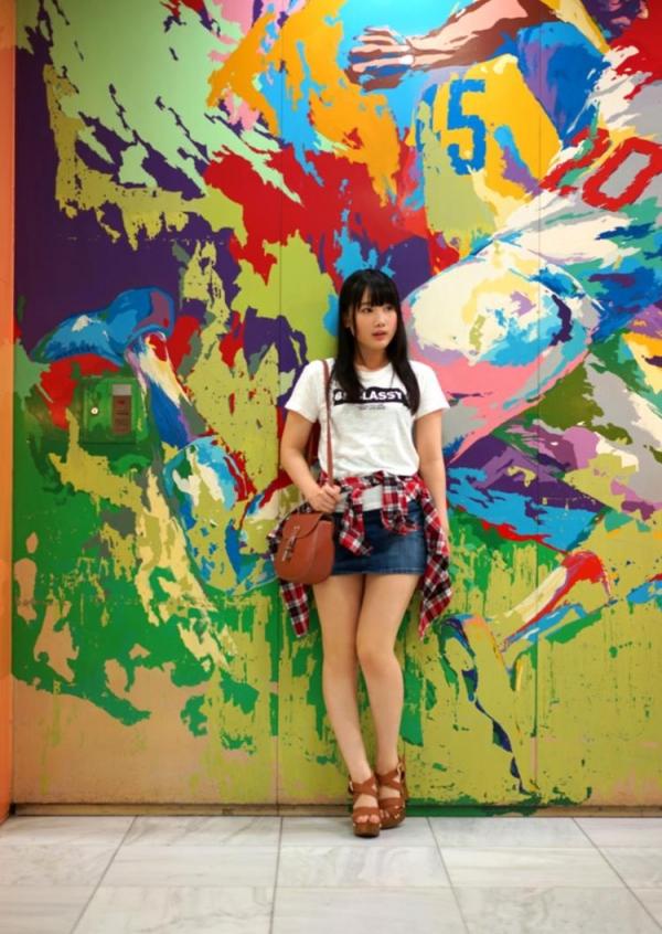 宮崎あや 黒髪の清純派美少女セックス画像95枚の01枚目