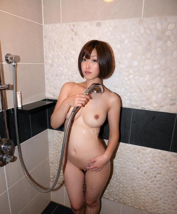 水野朝陽 美巨乳デカ尻美女セックス画像121枚のa073番