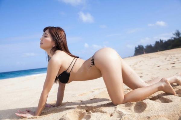 森咲智美(もりさきともみ)特盛Gカップ水着画像100枚!愛人にしたいグラドルNo.1の024枚目