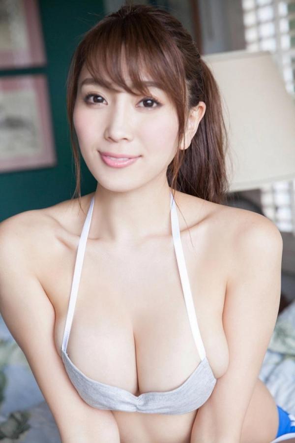 森咲智美(もりさきともみ)特盛Gカップ水着画像100枚!愛人にしたいグラドルNo.1の033枚目