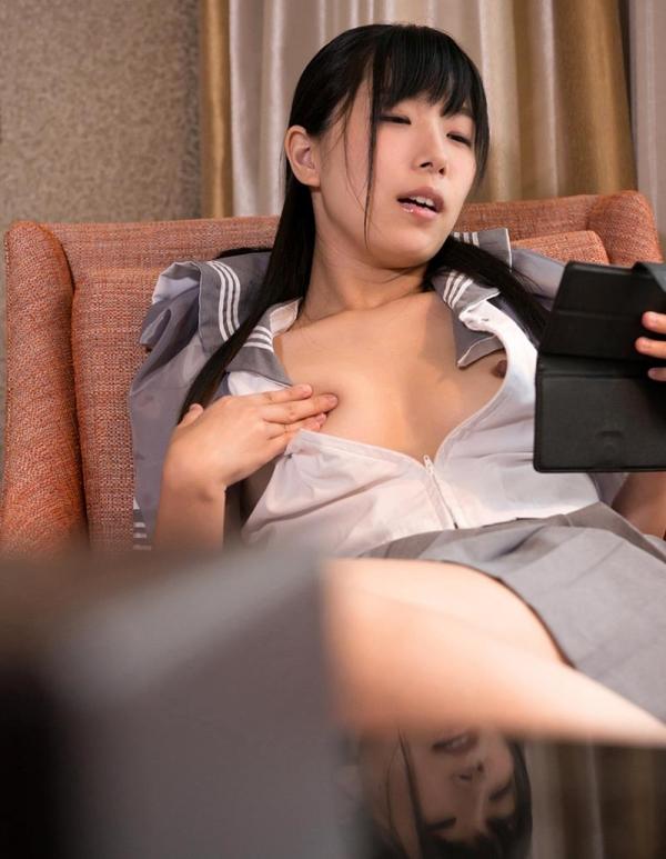 永井みひな 女子校生コス セーラー服のエロ画像60枚の020枚目