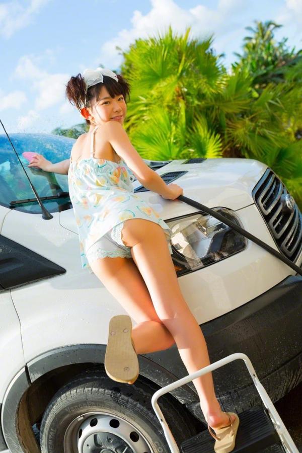 長澤茉里奈(ながさわまりな)合法ロリ美少女の危ない水着エロ画像100枚の003枚目