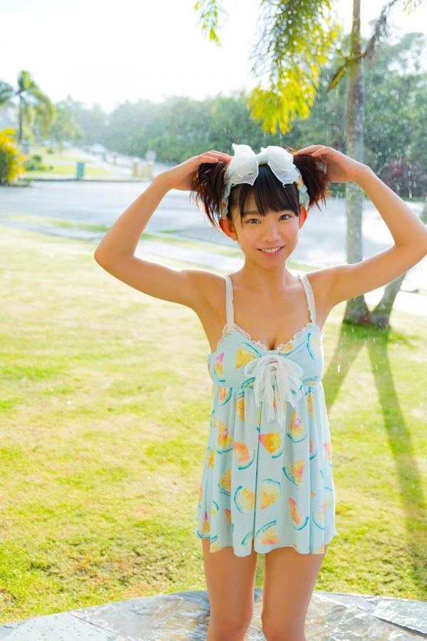長澤茉里奈(ながさわまりな)合法ロリ美少女の危ない水着エロ画像100枚の004枚目