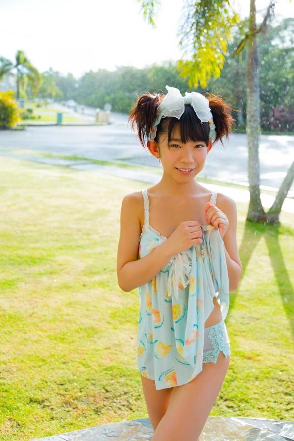 長澤茉里奈(ながさわまりな)合法ロリ美少女の危ない水着エロ画像100枚の005枚目