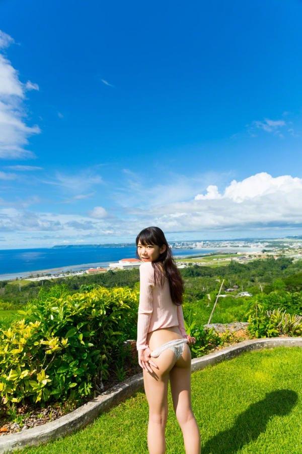 長澤茉里奈(ながさわまりな)合法ロリ美少女の危ない水着エロ画像100枚の021枚目