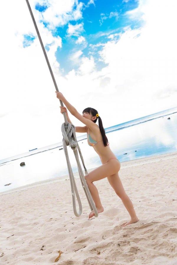 長澤茉里奈(ながさわまりな)合法ロリ美少女の危ない水着エロ画像100枚の028枚目