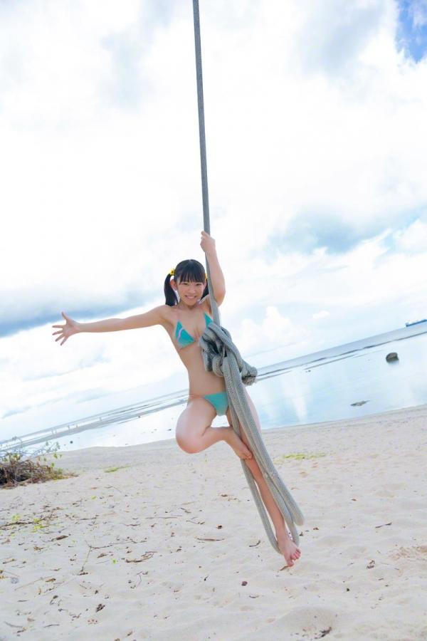 長澤茉里奈(ながさわまりな)合法ロリ美少女の危ない水着エロ画像100枚の029枚目
