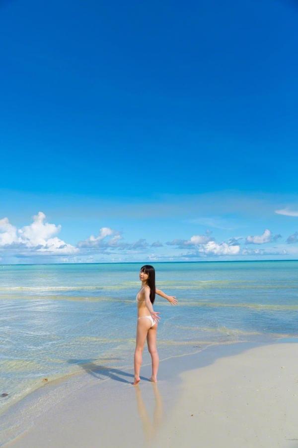 長澤茉里奈(ながさわまりな)合法ロリ美少女の危ない水着エロ画像100枚の064枚目