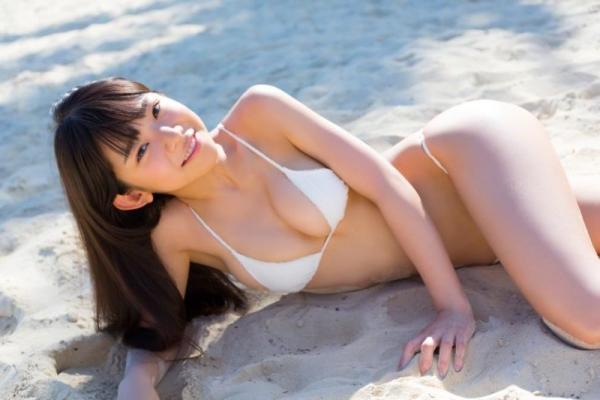 長澤茉里奈(ながさわまりな)合法ロリ美少女の危ない水着エロ画像100枚の076枚目