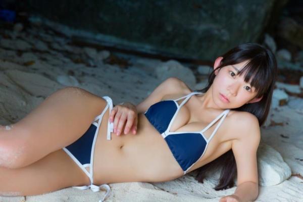 長澤茉里奈(ながさわまりな)合法ロリ美少女の危ない水着エロ画像100枚の090枚目
