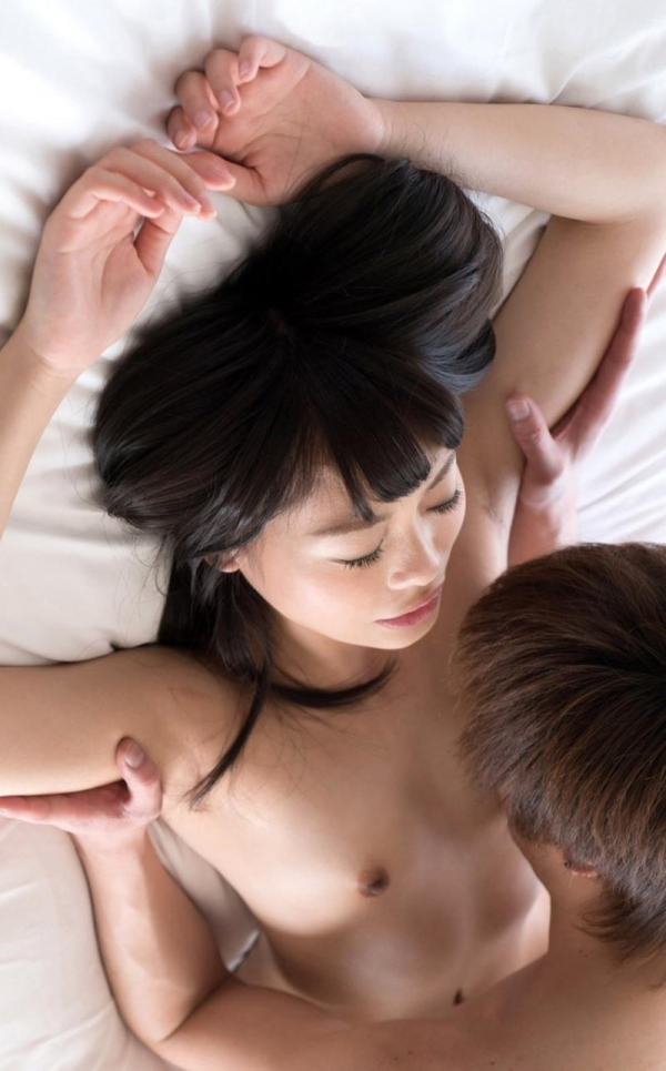 スレンダーな美人女子校生 七海ゆあ セックス画像100枚の092枚目