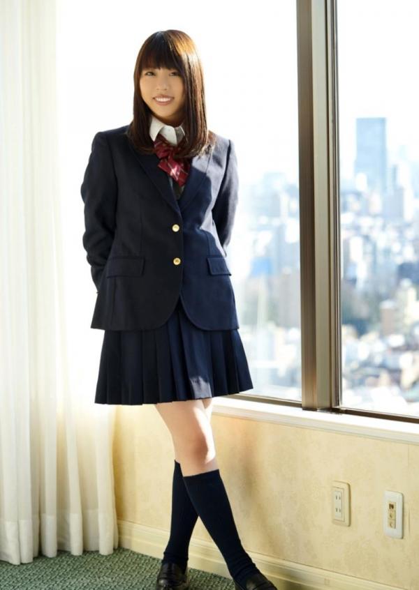スレンダーな美人女子校生 七海ゆあ セックス画像100枚の11枚目