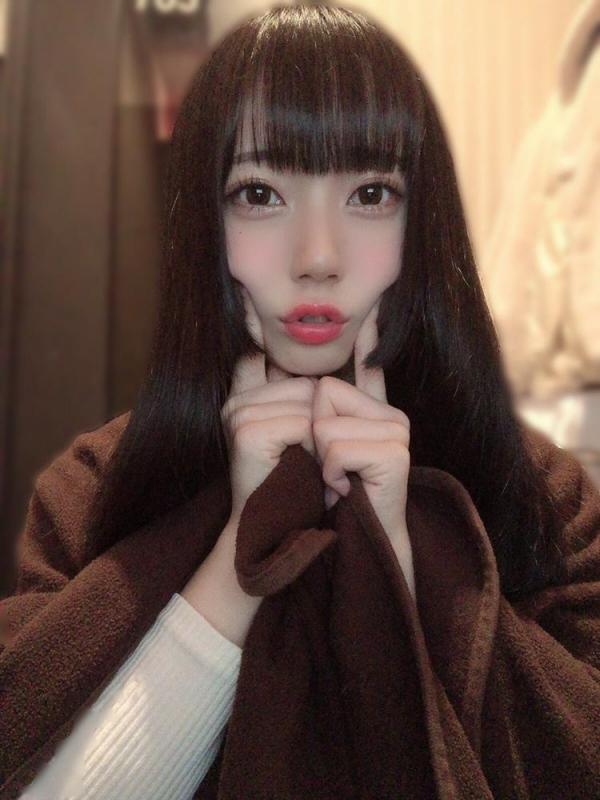 七沢みあ 145cm 黒髪 C乳のミニマム美少女エロ画像55枚のa011枚目