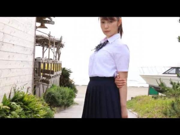 成宮りか ハーフのアイドル級美少女エロ画像42枚のc047番