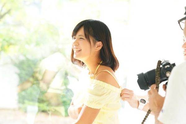 根尾あかり(小嶋亜美)日焼け跡が眩しい美少女エロ画像55枚のa026枚目