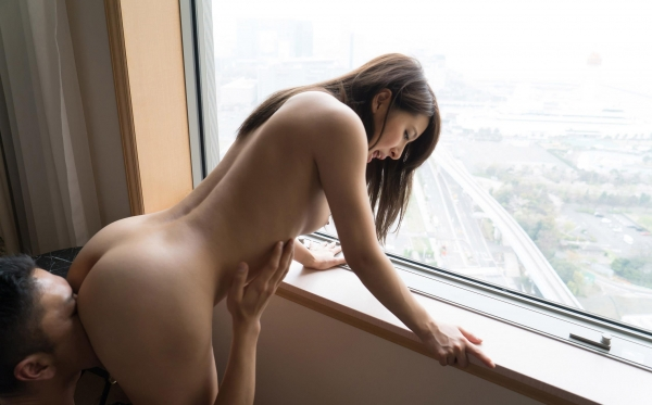 二宮ナナ ハーフ風の巨乳美女SEX画像 a042