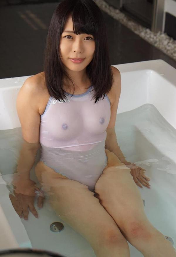 びしょびしょに濡れた美女 濡れフェチエロ画像70枚の038枚目