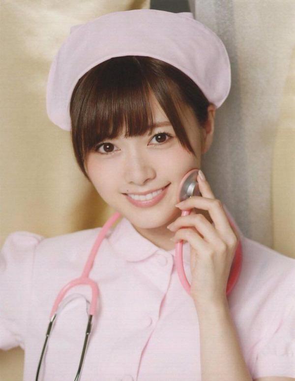 ナースエロ画像 かわいい看護師さんの癒し140枚の003枚目