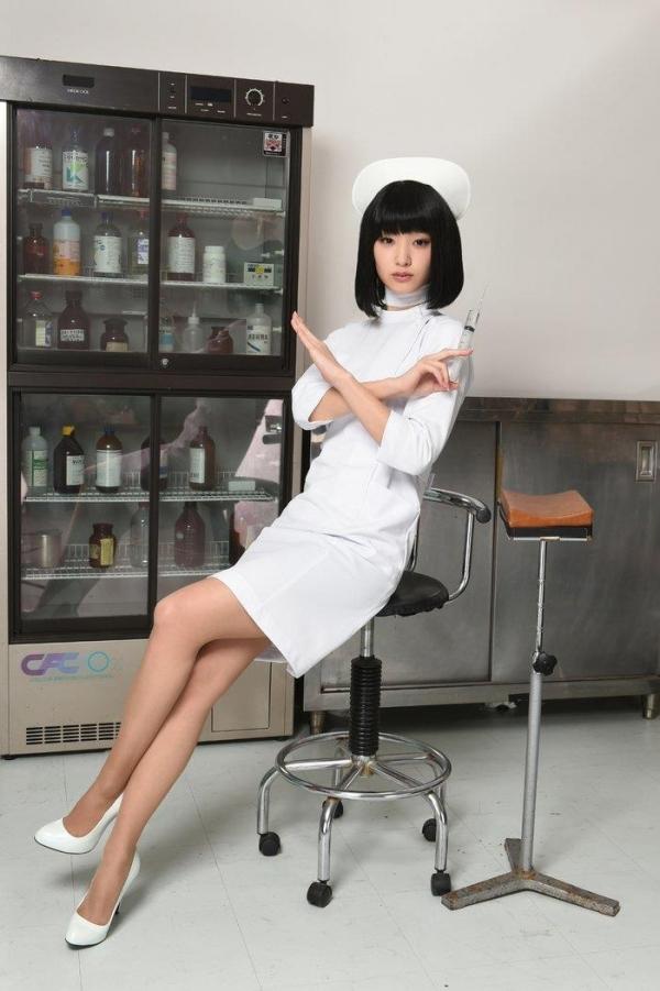 ナースエロ画像 かわいい看護師さんの癒し140枚の034枚目