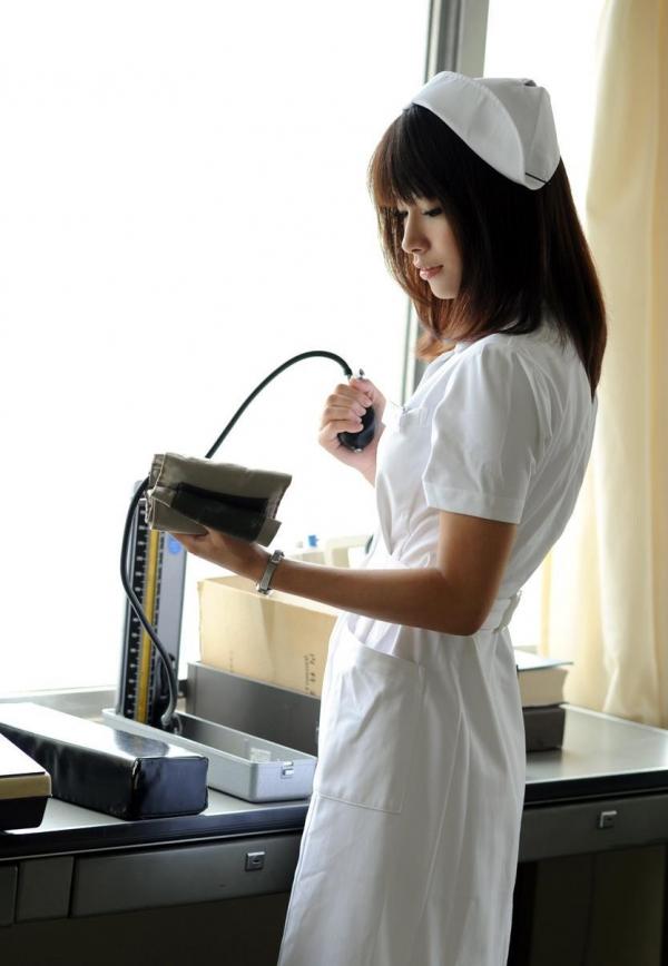 ナース(看護師)エロ画像 勤務中の淫らなセックス143枚の01枚目
