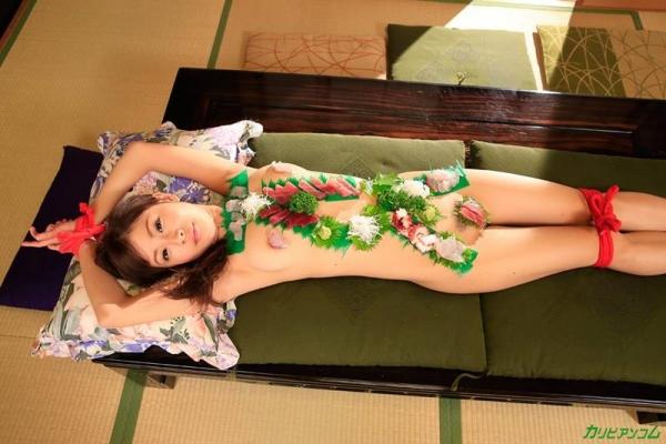 女体盛り画像 新鮮な海の幸を裸体とともに頂く変態の宴30枚の023枚目