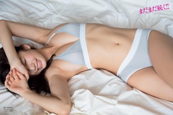 小倉優香 凄いカラダ美巨乳ビキニ水着画像 a012