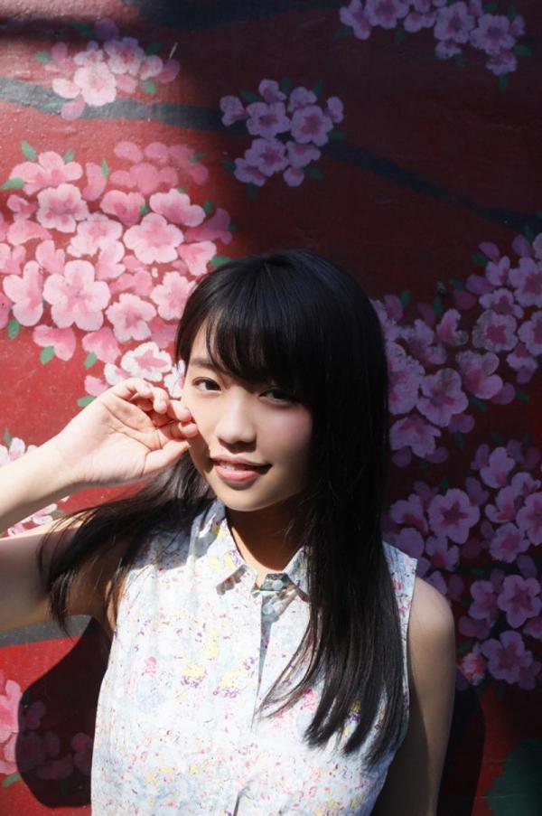 大原優乃(おおはらゆうの)妹系巨乳娘水着画像122枚の001枚目