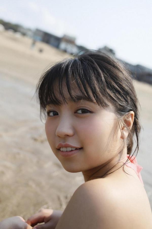 大原優乃(おおはらゆうの)妹系巨乳娘水着画像122枚の101枚目