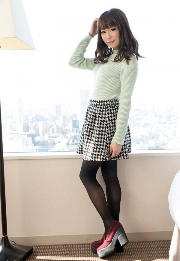 大森玲菜 人懐っこい笑顔の微乳美女エロ画像94枚のb45枚目