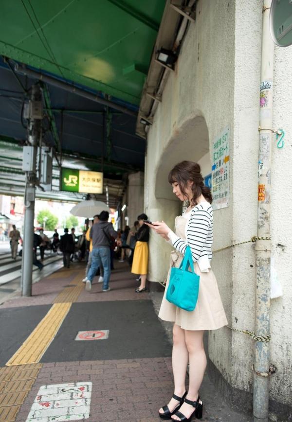 沖田里緒 超敏感なスレンダー娘ハメ撮り画像90枚の047番