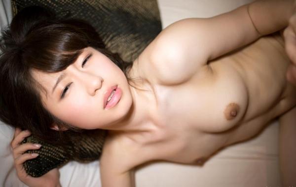 沖田里緒 超敏感なスレンダー娘ハメ撮り画像90枚の116番