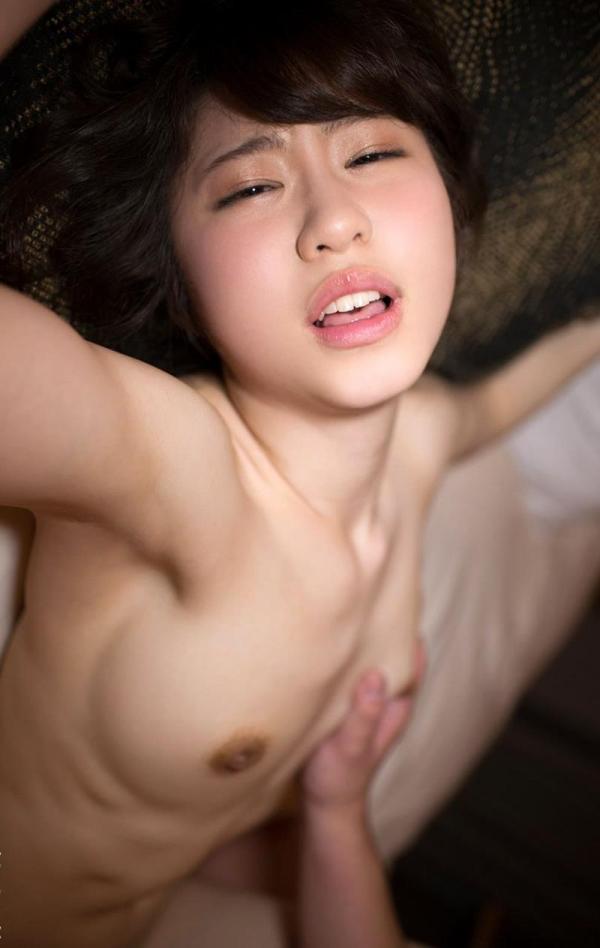 沖田里緒 超敏感なスレンダー娘ハメ撮り画像90枚の130番