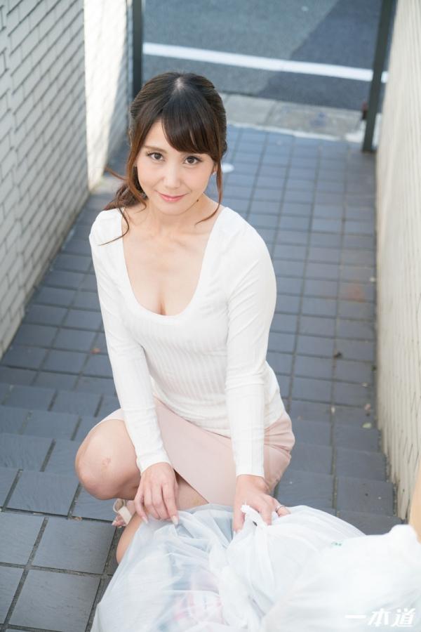 奥村沙織(池田咲)無修正で人気の美熟女エロ画像42枚の2