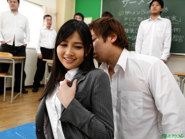 無修正でアイドルといわれる小野寺梨沙の女教師ザーメン物語画像50枚のb008枚目