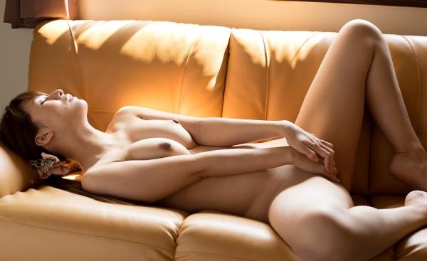 人妻エロ画像 清楚な奥様大場ゆいセックス110枚の027枚目