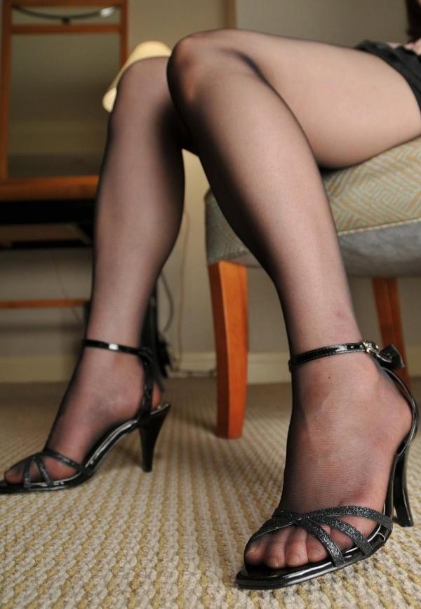 パンストつま先画像 美女の艶っぽい足先足裏60枚の05枚目