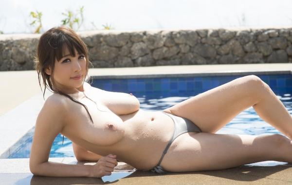 安齋らら Jカップ神乳の誘惑 ヌード画像123枚の078枚目