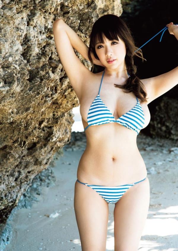 素顔のRION(りおん)爆乳美女ヌード画像70枚の15枚目