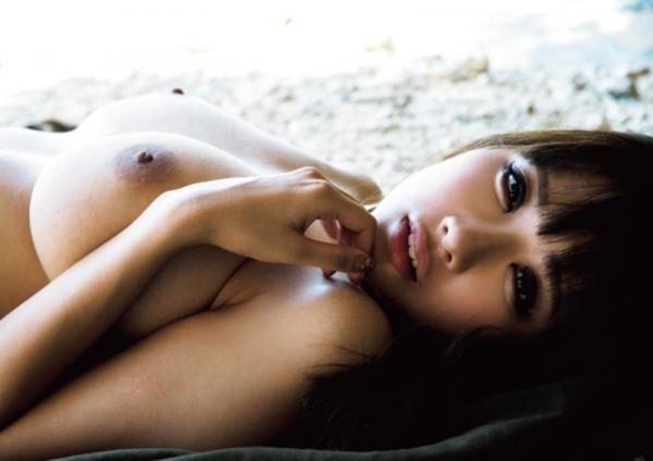 素顔のRION(りおん)爆乳美女ヌード画像70枚の21枚目