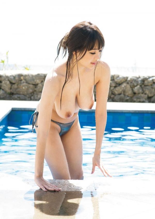 素顔のRION(りおん)爆乳美女ヌード画像70枚の50枚目