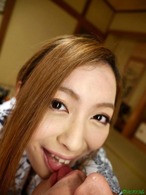 美人でスレンダー美乳 咲乃柑菜の無修正「マンコ図鑑」エロ画像42枚のc012枚目