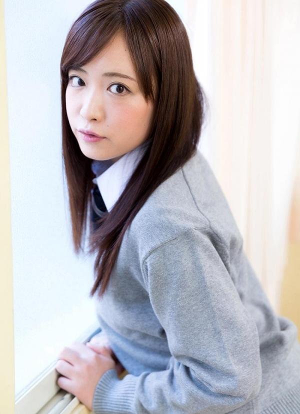 さくらみゆき 挑発する淫乱制服JKのエロ画像58枚のa004枚目