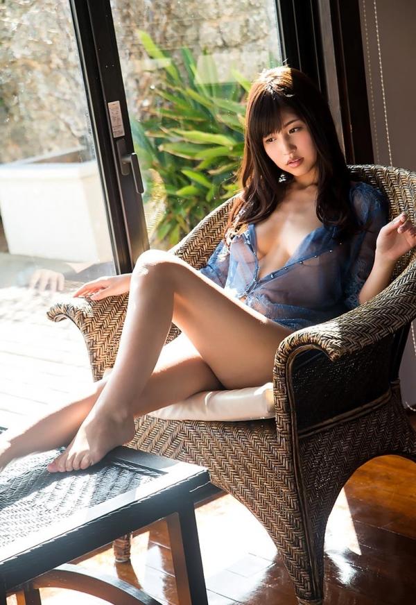 スレンダー美巨乳 桜空もも 密着性交エロ画像85枚のb12枚目