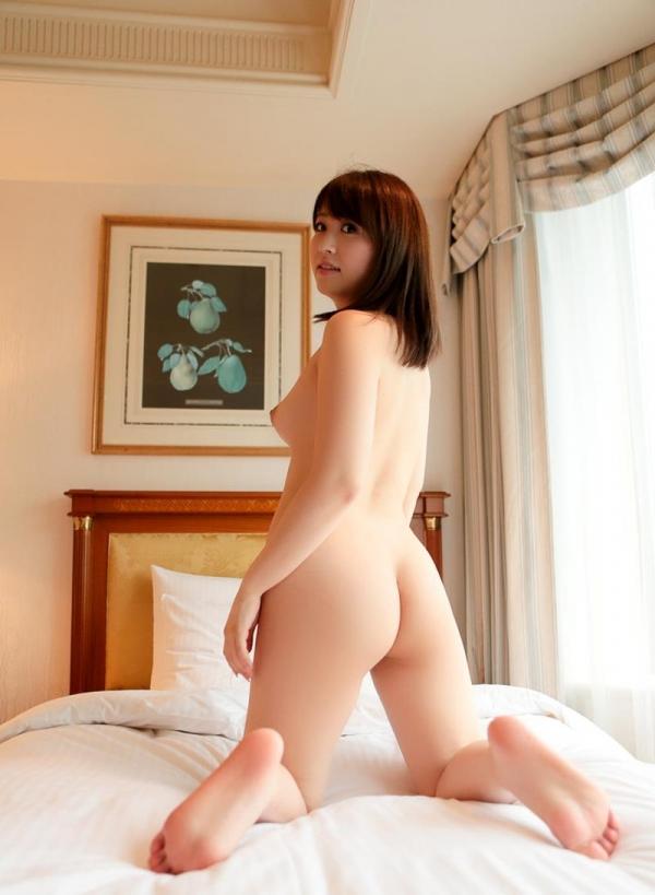 Fカップ巨乳むっちり美女 桜結奈 エロ画像90枚の047枚目