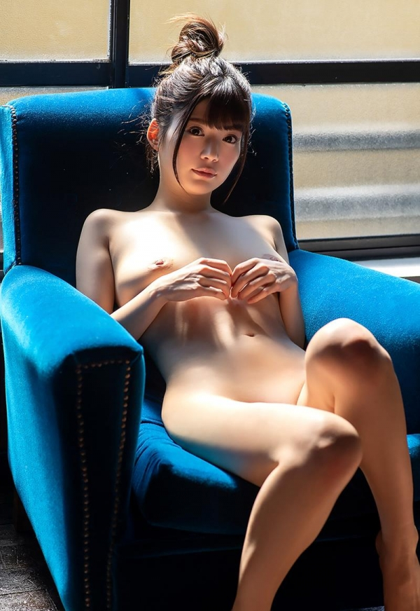 桜羽のどか 大きな瞳の爆乳美少女ヌード画像120枚b066枚目