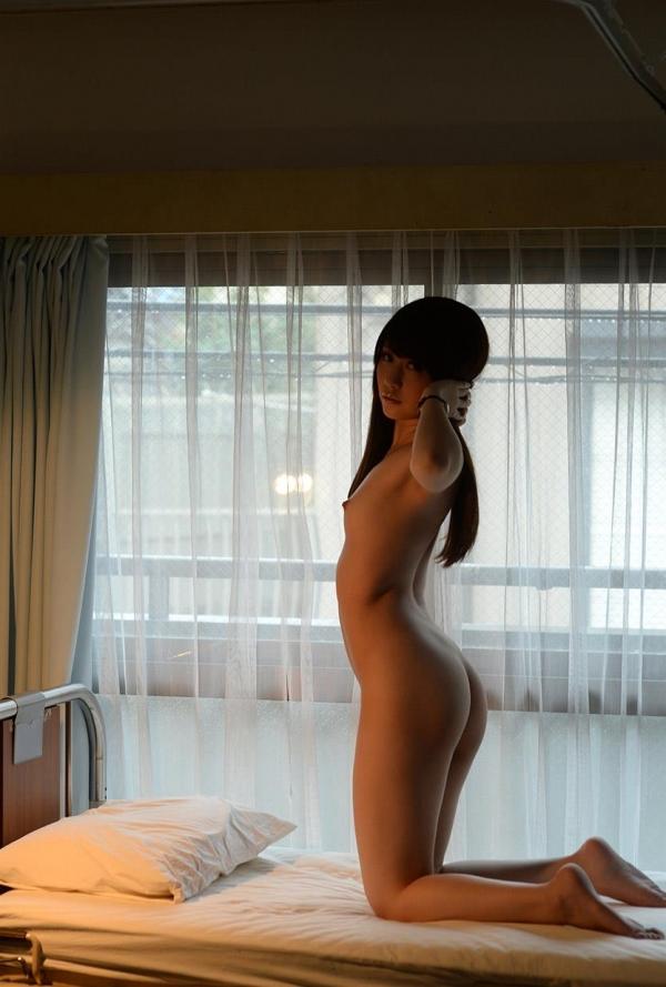 ナースエロ画像 ちっぱい桜木優希音ヌード110枚の54枚目