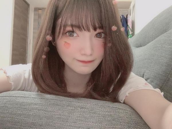 桜羽のどか 大きな瞳の透明感溢れる美少女エロ画像50枚のa5枚目
