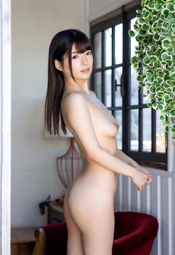 桜羽のどか 大きな瞳の透明感溢れる美少女エロ画像50枚のb15枚目